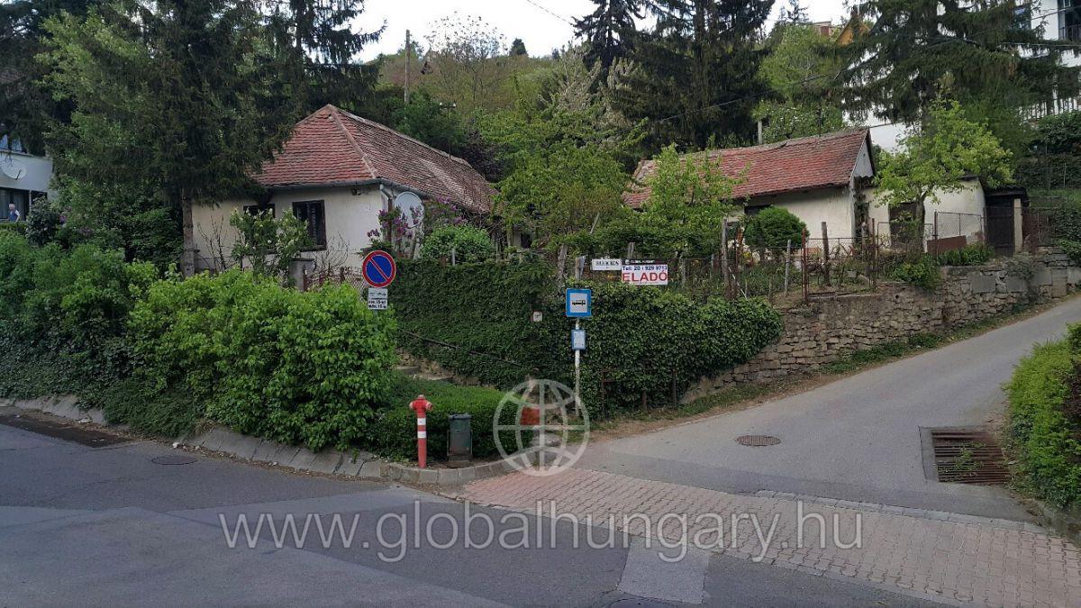 Bálicsi úton családi ház vagy építési telek eladó