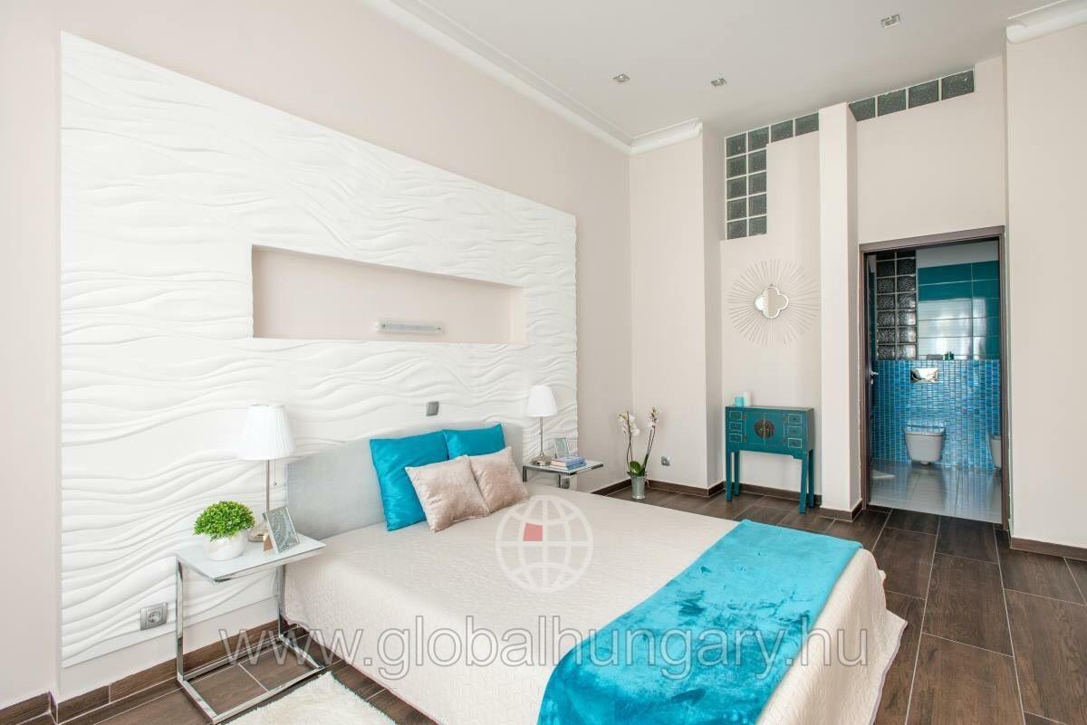90nm-es magas minőségben felújított lakás a Kodály köröndnél