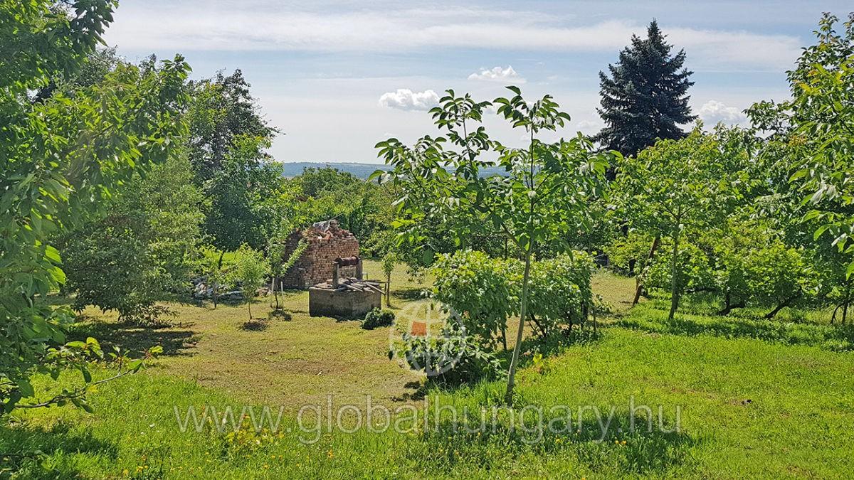 Pécs-nyugat 1600m2 gyümölcsös