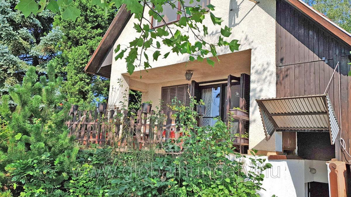Pécs, Donátus, Bokály dűlő 3sz. panorámás ház