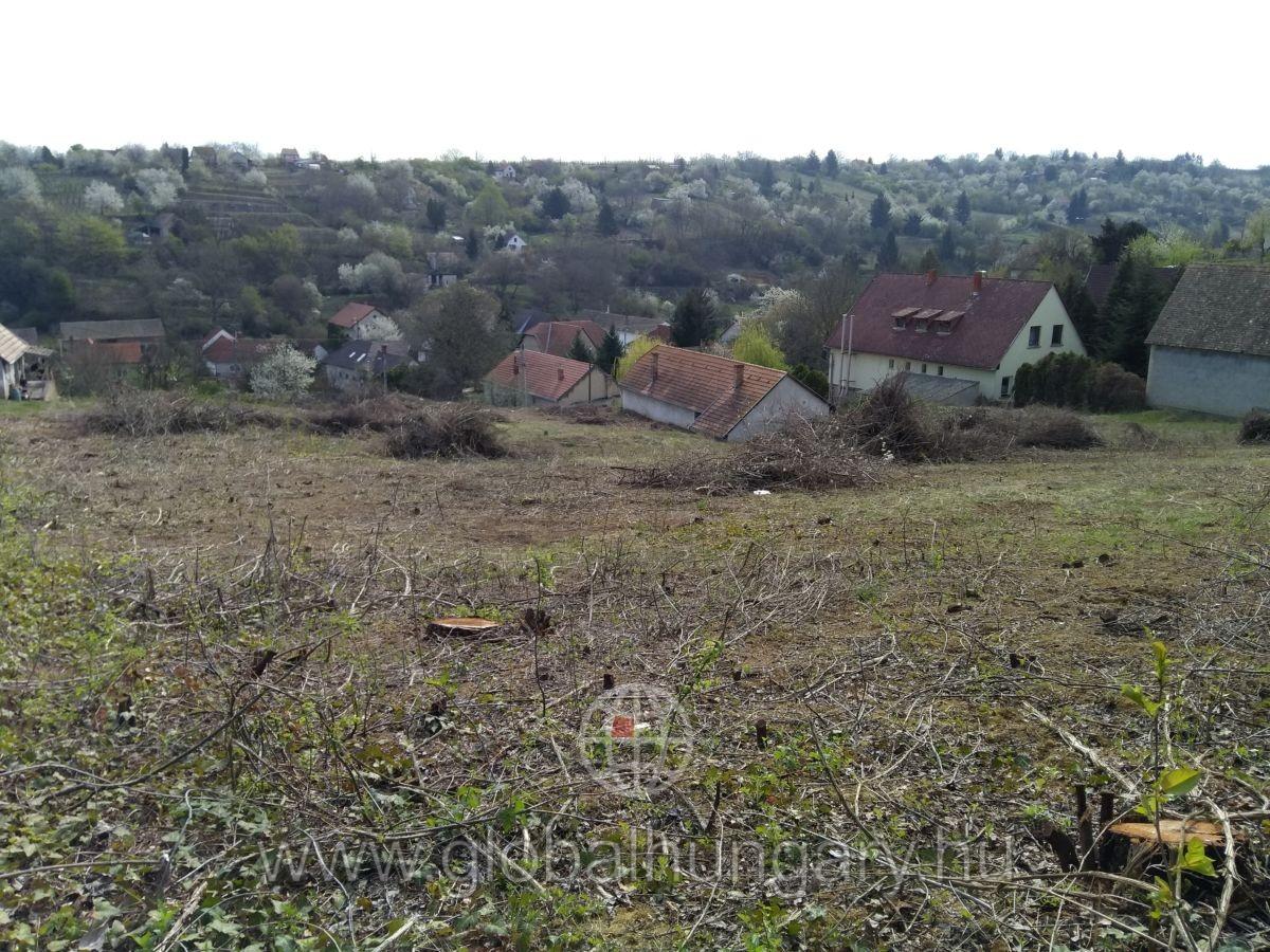 Keszüben eladó ház,4800m2, panorámás területtel