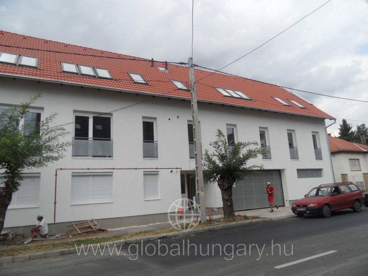 Pécs Egyetemi városrészben új építésű lakások eladók.