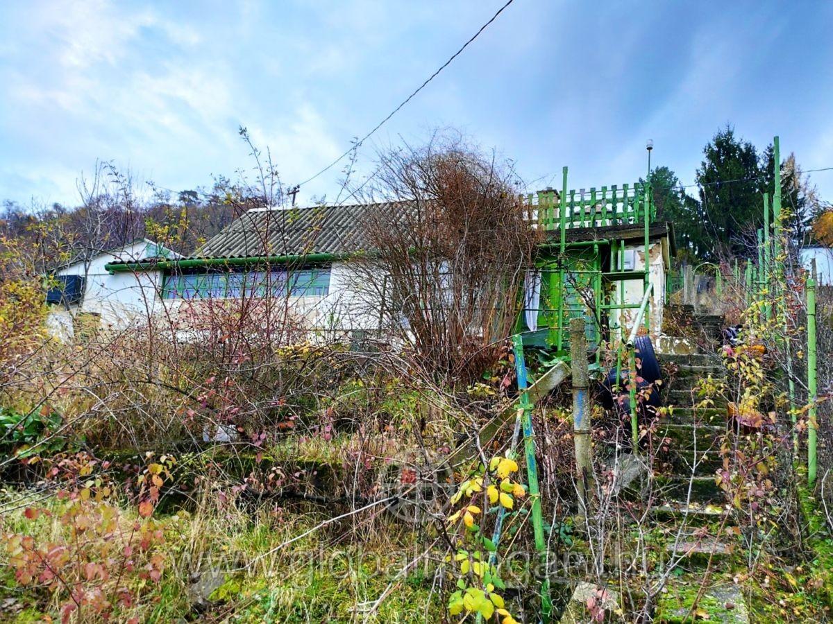 Mecsek oldalon panorámás felújítandó ház szép telken eladó.