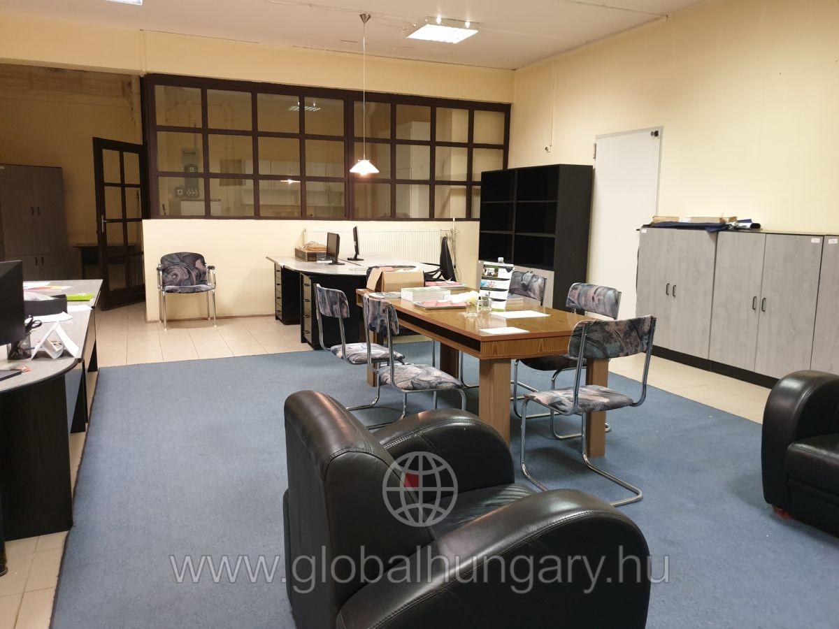Kiadó irodák, termek a Búza téren