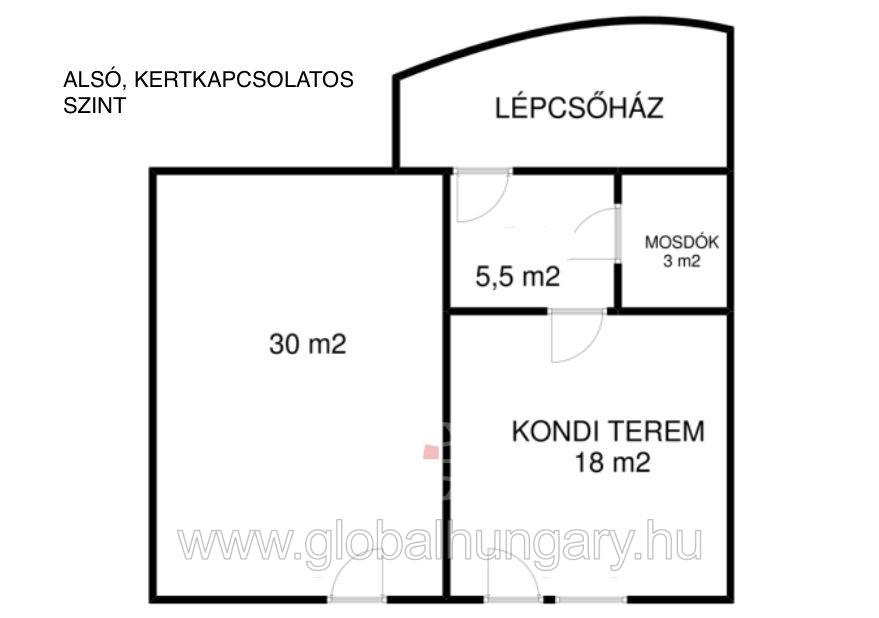 Akár 4 lakássá alakítható családi ház eladó!
