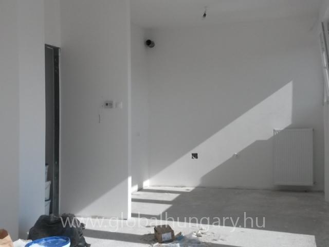 Déli panorámás teraszos új lakás