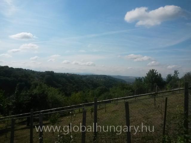 Pécs Deindolban panorámás telek eladó