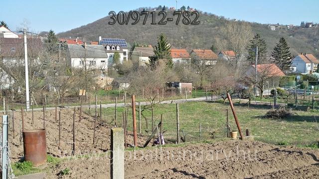 Pécs, Ürög, panorámás építési telek
