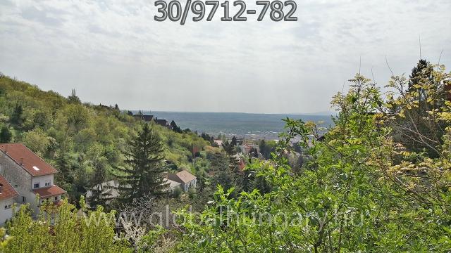 Pécs, Angster J. u közeli építési telek, tervekkel