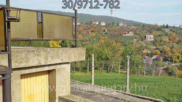 Pécs,Mecsek oldal,panorámás építési telek