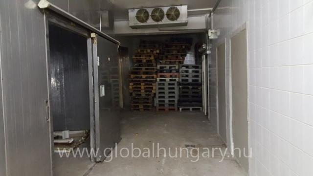 Pécs Pellérd élelmiszer üzem